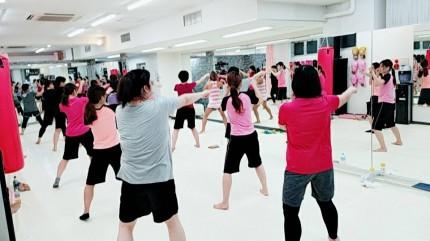 女性専用 美尻トレーニングジム Beauty Kick X