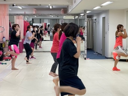 東京 女性 キックボクシングジム フィットネス Beauty Kick X ビューティーキックス