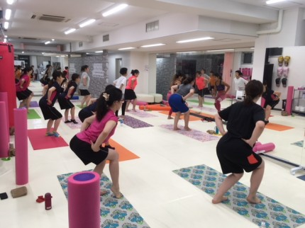 Beauty Kick X 美尻トレーニング