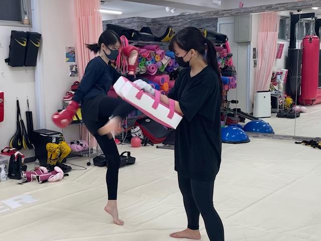 キックボクシング女子 Beauty Kick X ビューティーキックス