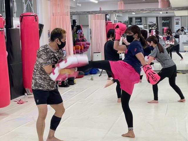 女性専用キックボクシングジム Beauty Kick X ビューティーキックス