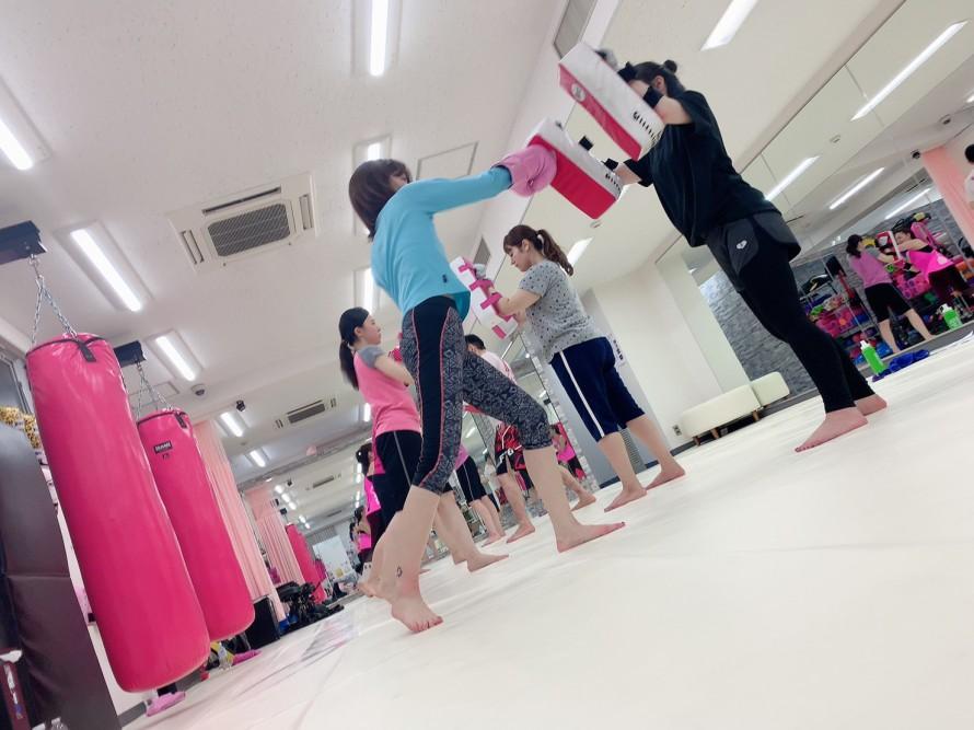 女性専用キックボクシングジム Beauty Kick X