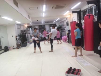 女性専用キックボクシングジム Beauty Kick X (ビューティーキックス)